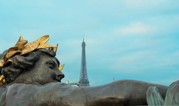 История Парижа через архитектуру и достопримечательности