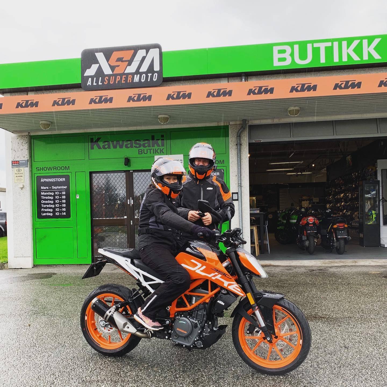 rent motorbike stavanger