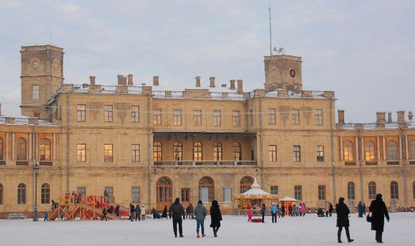 Экскурсия в Гатчину. Гатчинский дворец и парк