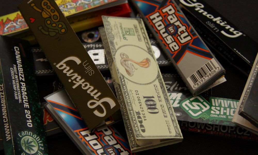Joint Rolling Papers different brands
