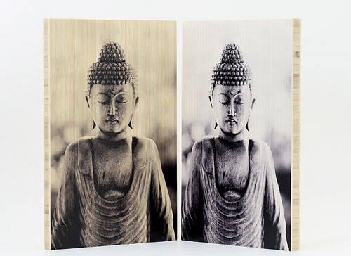 Direct bamboo prints