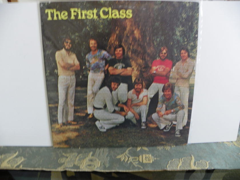 THE FIRST CLASS - SELF-TITLED British Pop Music