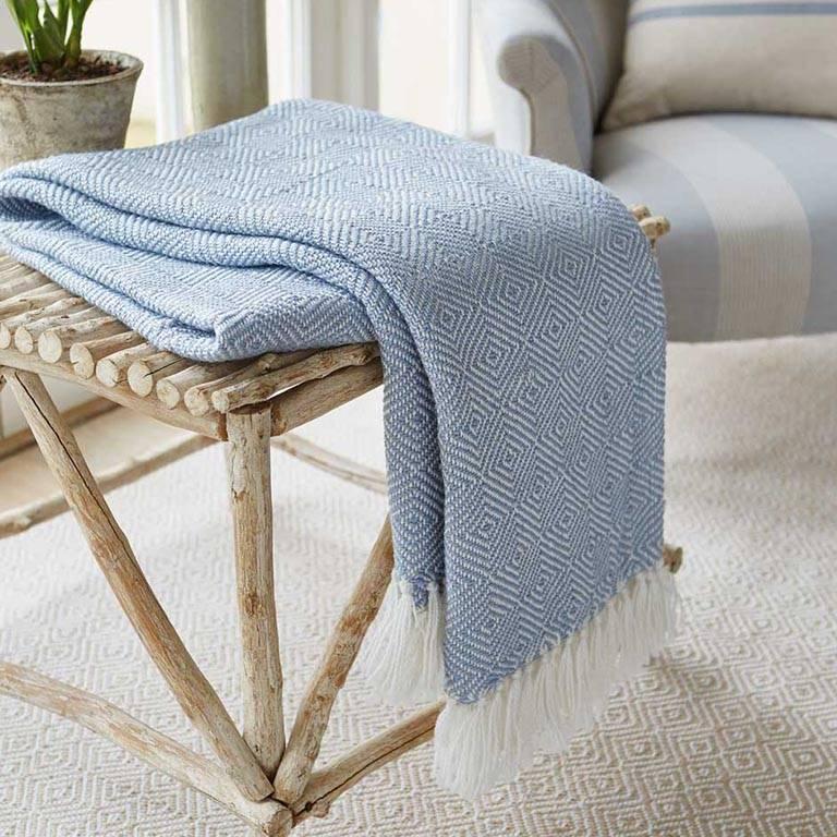 Lavender Diamond Blanket