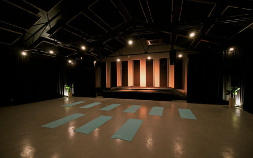 Yoga and fitness space - 0