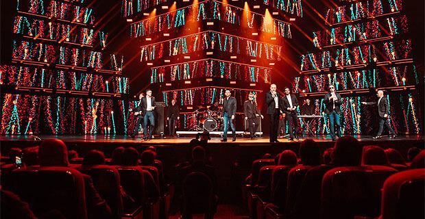 Гала-концерт «Звёзды Русского Радио» возглавил рейтинг музыкальных программ на Первом канале - Новости радио OnAir.ru