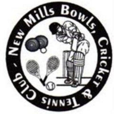 New Mills Cricket Club Logo
