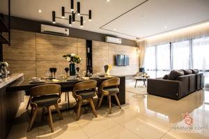 kbinet-contemporary-malaysia-selangor-dining-room-living-room-interior-design