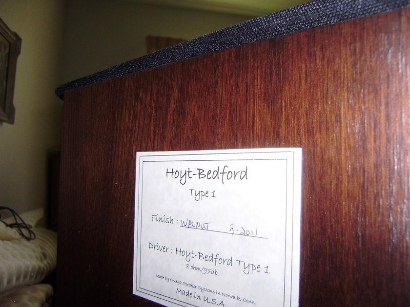 Hoyt-Bedford (Omega) Type 1