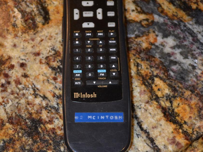 McIntosh MX135 Audio Video Control Center