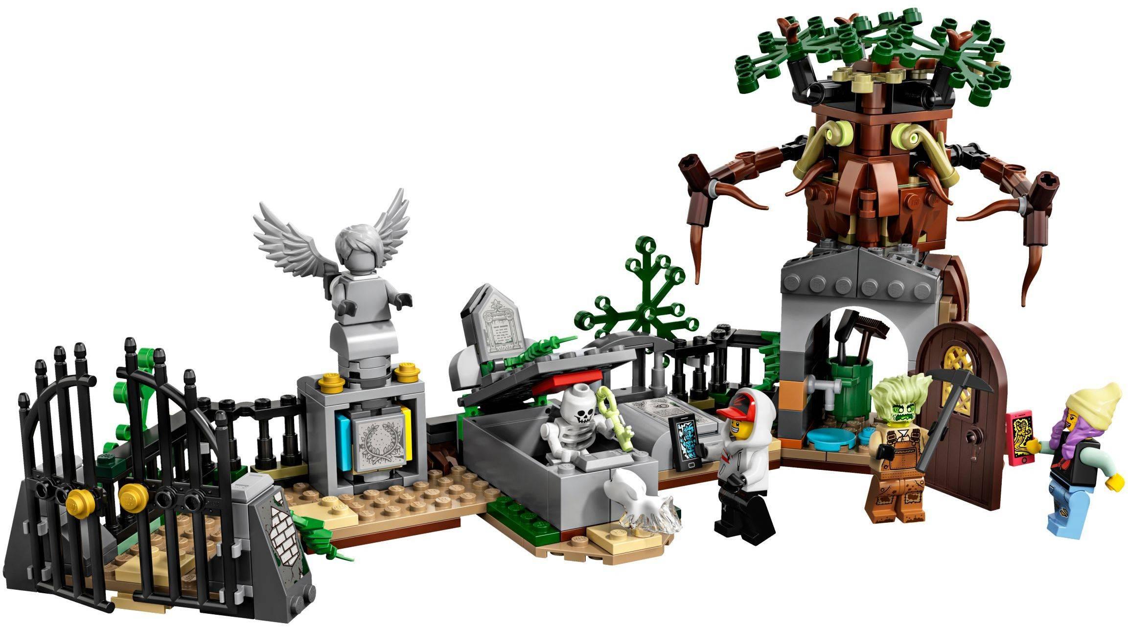 LEGO 70420-1: Graveyard Mystery