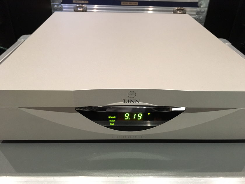 Linn CD12 Sondek CD player (24 Bit) All world voltages