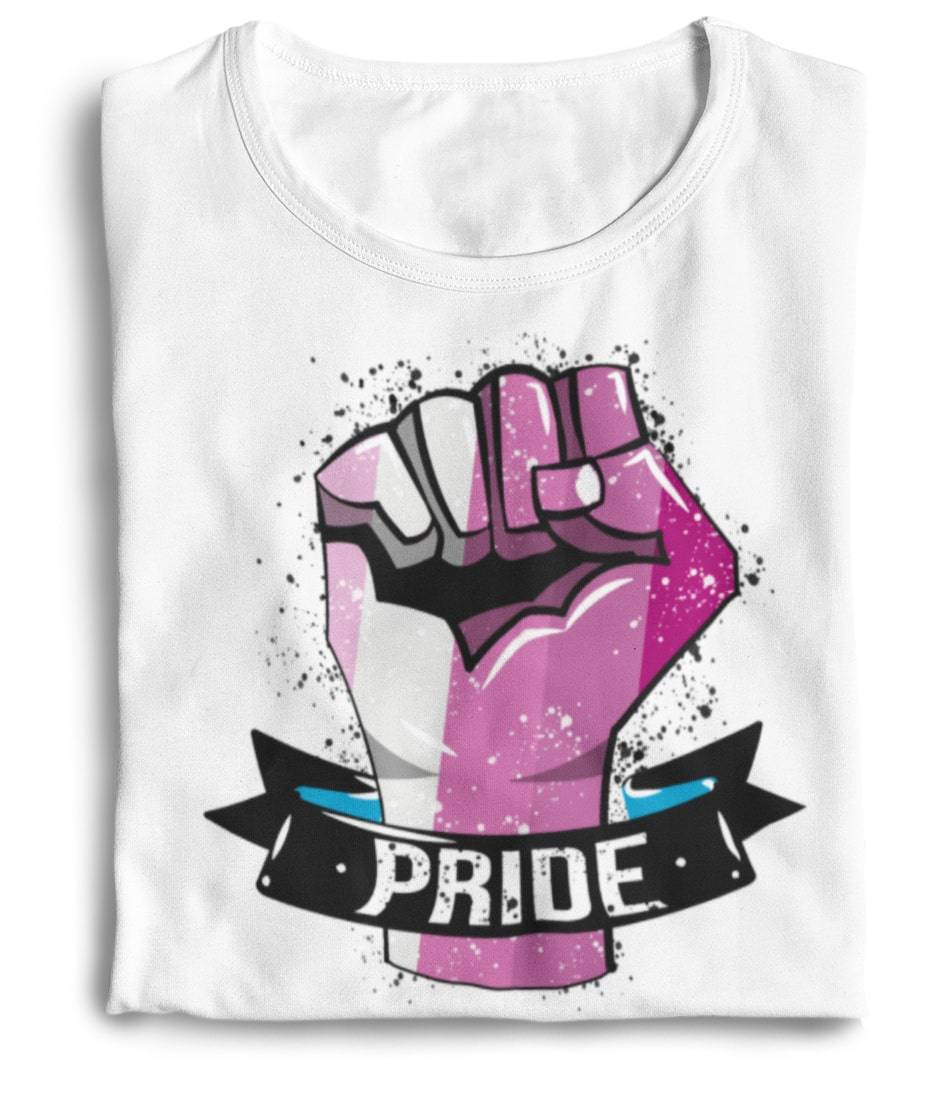 lesbian flag shirt the rainbow's brand
