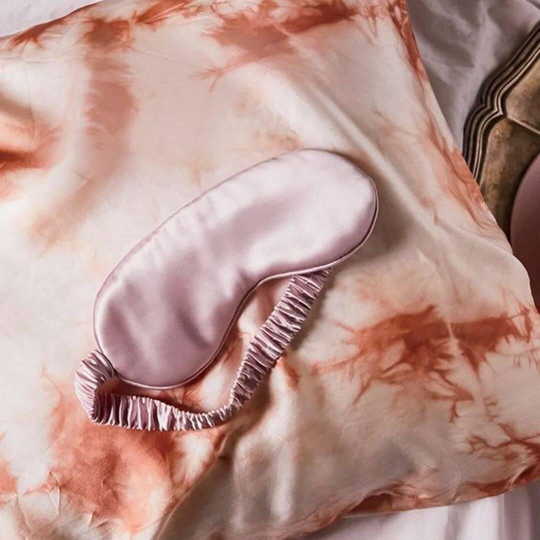 Shop Silk Eye Masks and Pillow Slips