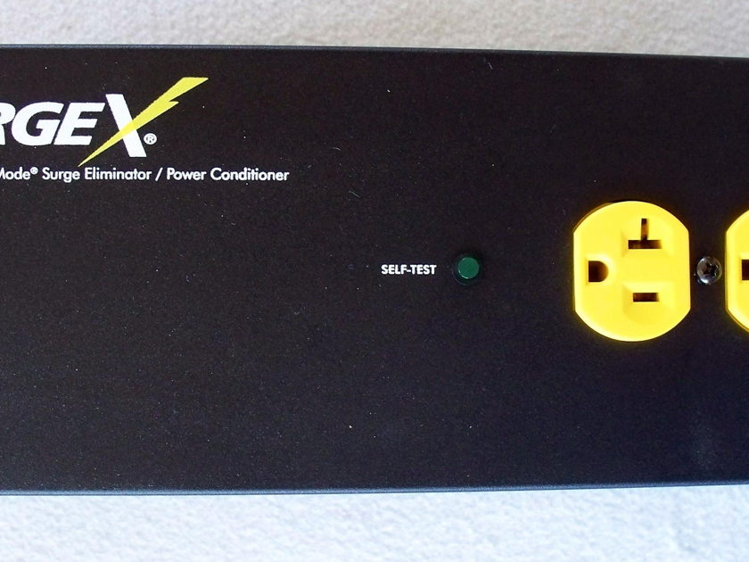 SurgeX  SA-20 the 20 amp BRICK WALL surge protector and power conditioner