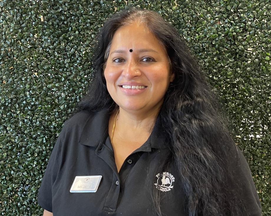 Jaya Santosh , Early Preschool Teacher