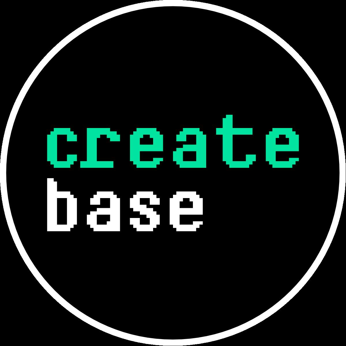 Createbase logo