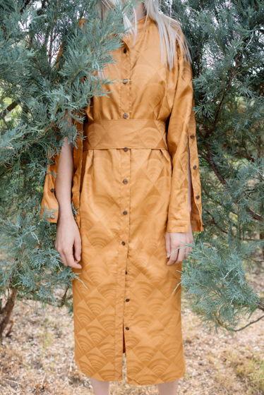 Платье - рубашка PRANA