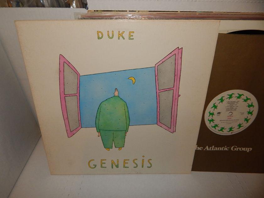 GENESIS DUKE 1980 SD 16014 - Original Piros Mint Vinyl Collins Rutherford Banks Gatefold Atlantic Sleeve NM LP