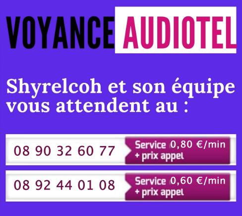 Voyance audiotel cabinet shyrelcoh medium