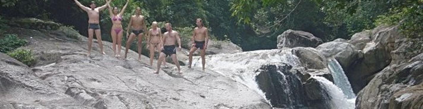 Шашлыки в джунглях