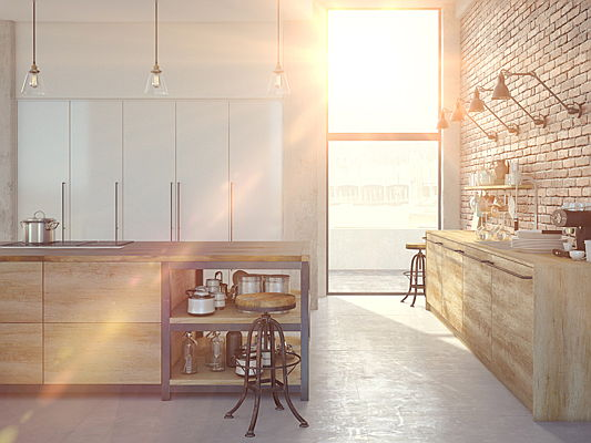 Sant Just Desvern - Industrial style kitchens