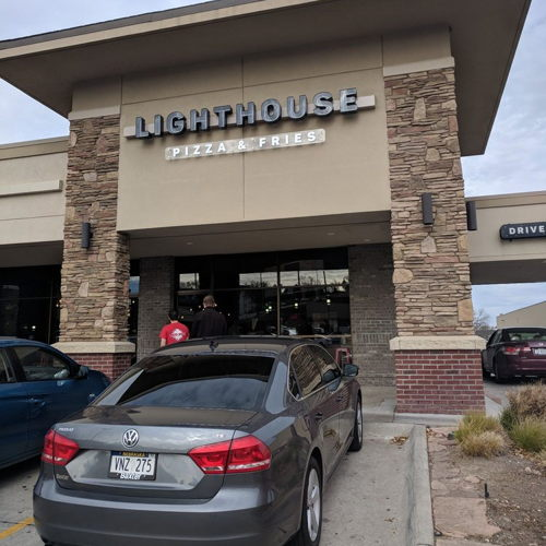 Picture of Lighthouse Pizza is now offering takeouts