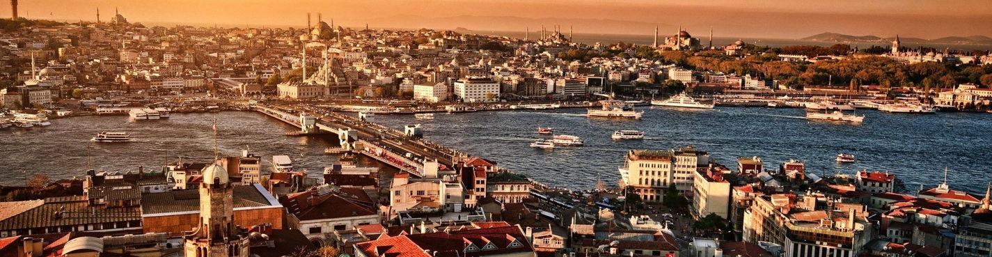 Экскурсия по другому Стамбулу