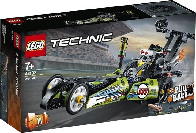 LEGO Technic Dragstar
