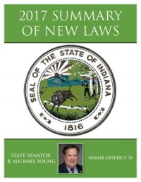 2017 Summary of New Laws - Sen. Young