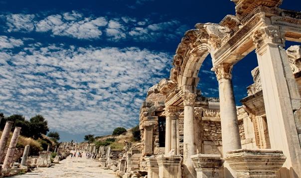 Экскурсия в Эфес