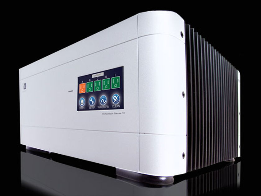 PS Audio BHK Signature 250 power amplifier  PerfectWave P10 power plant Incredible audiophile power amp and AC cleanser