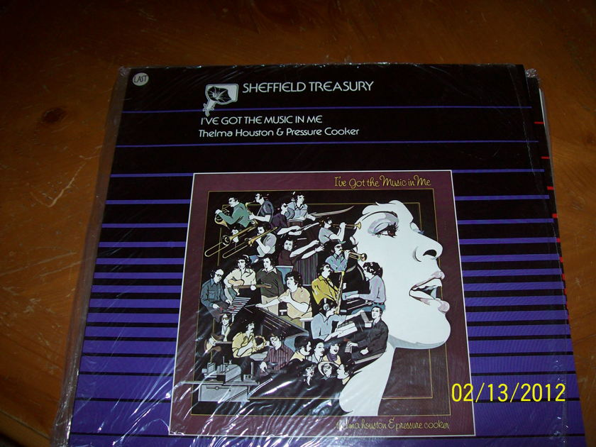 Thelma Houston & Pressure Cooker - I've Got the Music in Me Sheffield Treasury