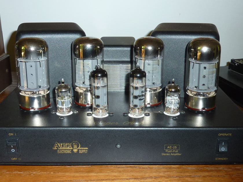 Cary AES Super Amp