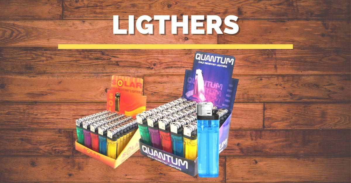 C-Store Packaging | Lighters