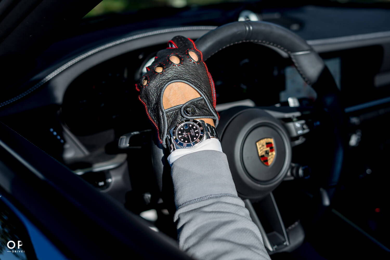 Porsche Driving Gloves