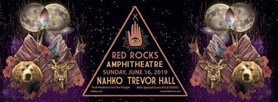 Nahko And Medicine For The People + Trevor Hall