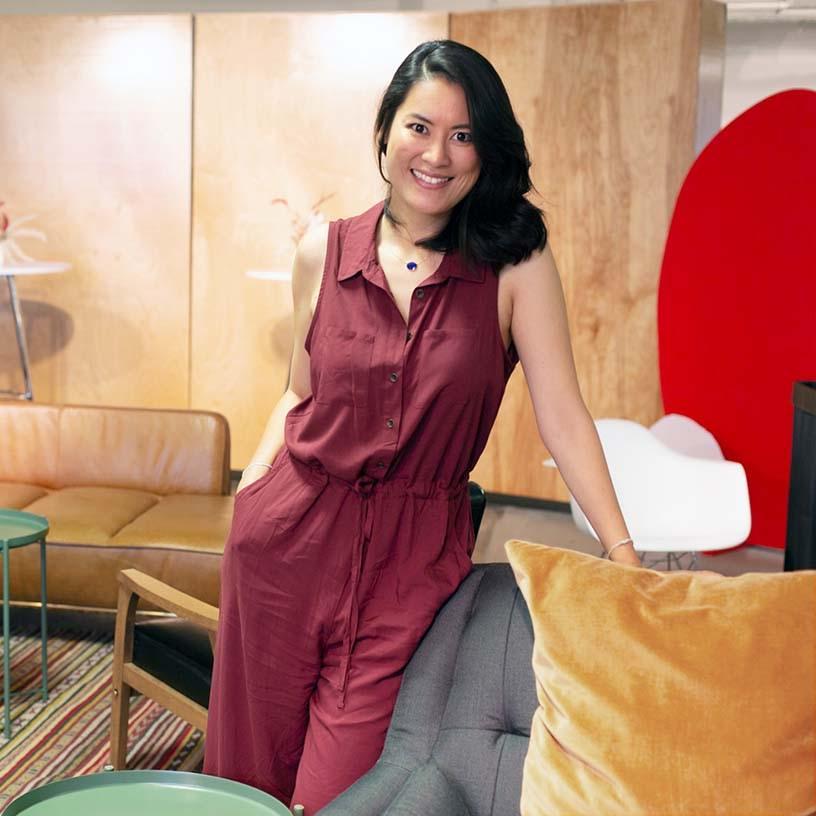Meet Kathleen Kuo