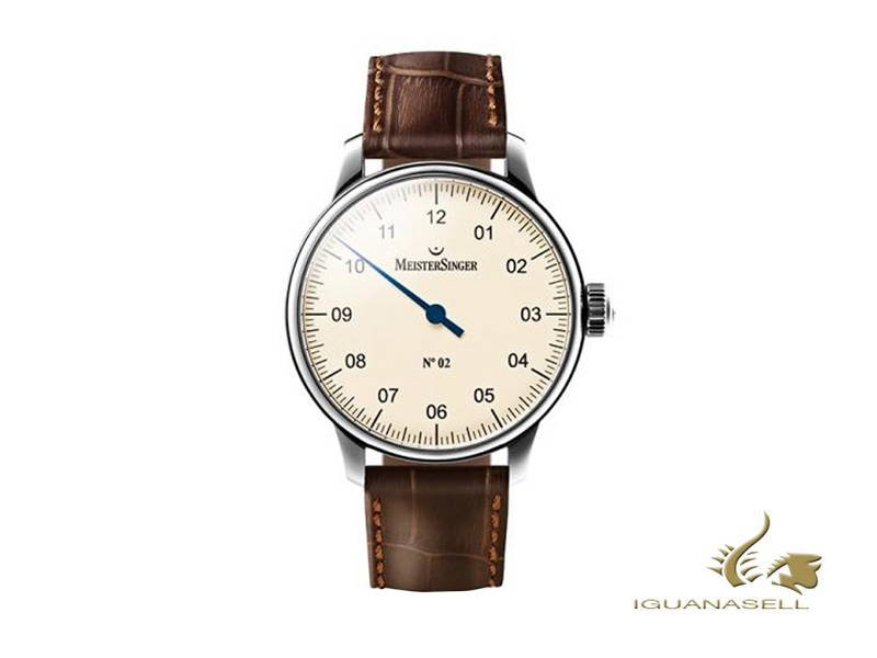 MEISTERSINGER MANUAL WATCH N2
