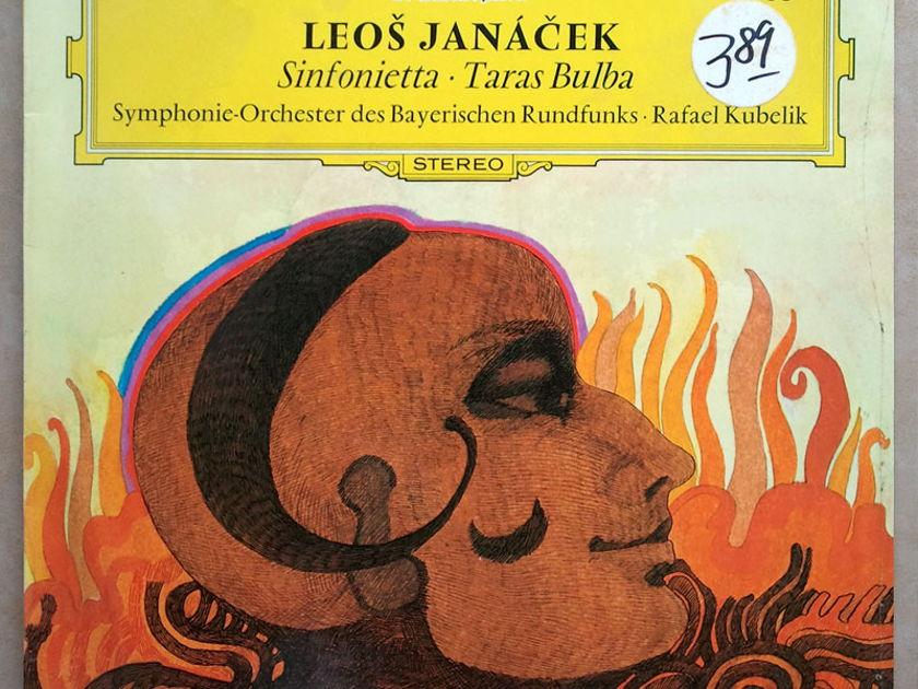 Sealed DG | KUBELIK/JANACEK - Sinfonietta, Taras Bulba