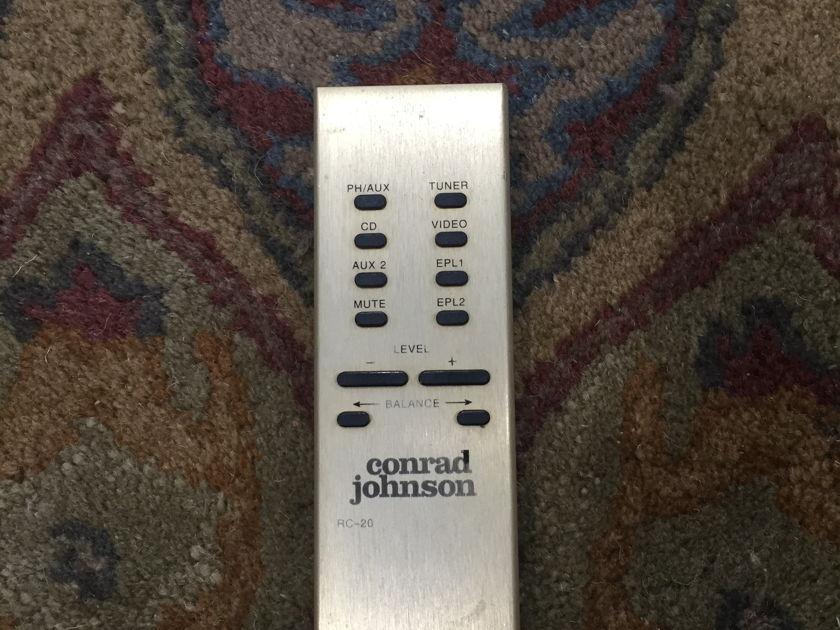 Conrad Johnson CT5 Composite-Triode Preamplifier