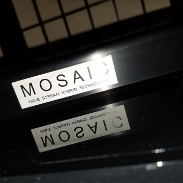 Mosaic Black- Sale