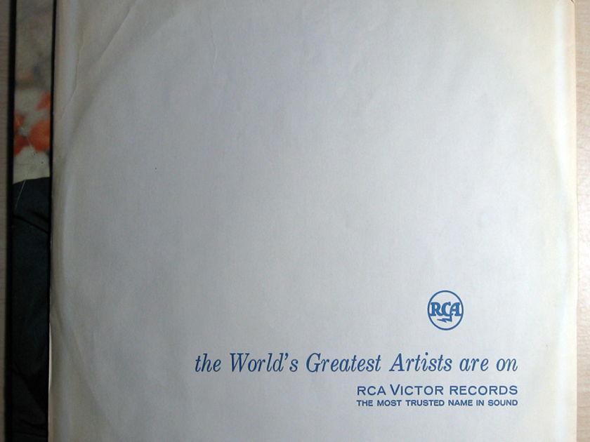 Carlos Montoya - Flamenco Antiguo - 1963 Original US Stereo  RCA Victor LSP-2653
