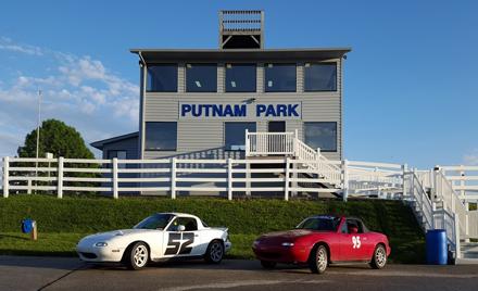 SCCA Track Day at Putnam Park Road Course
