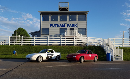 INDY SCCA  Track Event & Time Trial @ Putnam Park