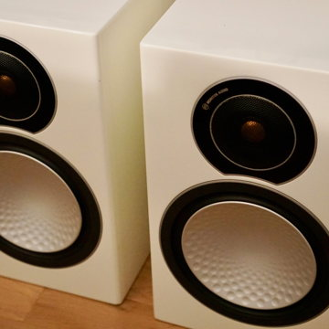 Silver 2 Bookshelf Speakers