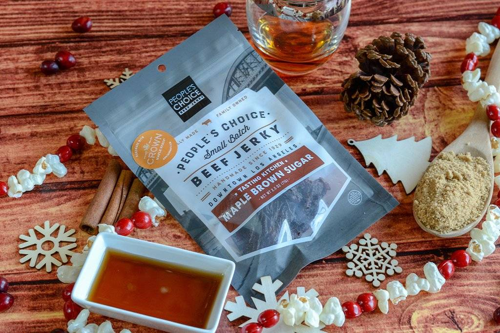 Beef Jerky Subscription Gift Box - Maple Brown Sugar Beef Jerky