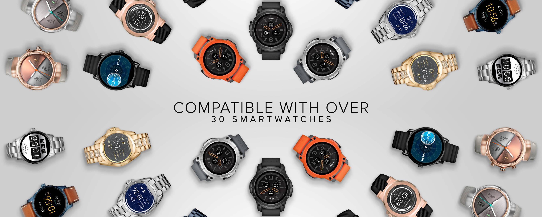Actofit Compatibillity smartwatches
