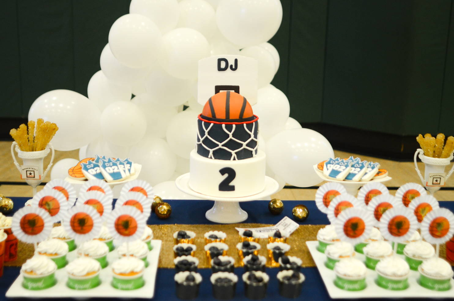 Basketball Party Ideas, Basketball Party Supplies