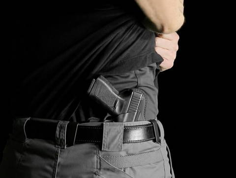 conceal carry withou a holster..yes or no?