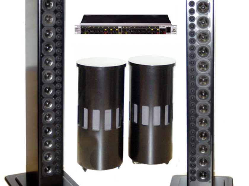 Pipedreams Nearfield Acoustics ★Model 15★ 80% off, STEAL, trades ok